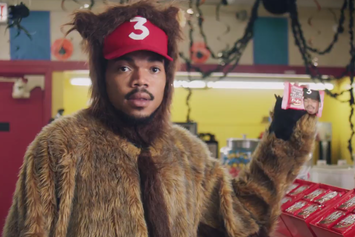 Watch Chance The Rapper's Halloween Kit-Kat Commercial