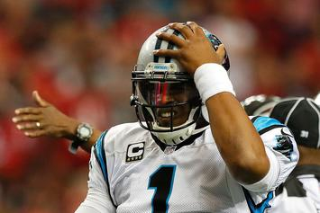 Cam Newton Sued For Reportedly Damaging Beverly Hills Mansion