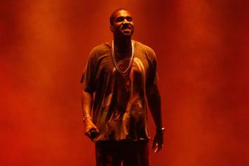 Kanye West Wasn't Calling Out Drake In His Comments About Stage Design Imitation
