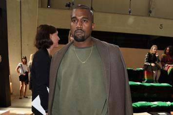 Kanye West Says He Won't Go To The Grammys If Frank Ocean Isn't Nominated
