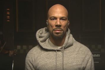 "Common & BJ The Chicago Kid Perform ""Black America Again"" On Jimmy Fallon"