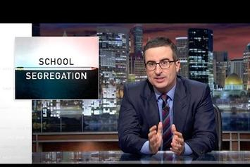 John Oliver Explains America's Racial Segregation Problem