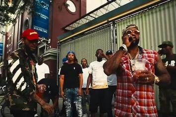 "Jim Jones Feat. Dave East ""Eastside"" Video"