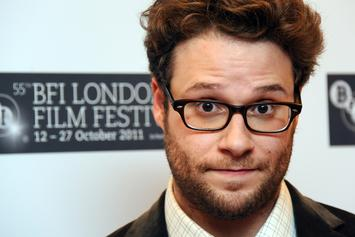 Seth Rogen Executive-Producing TV Show About The Illuminati