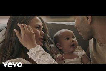 "John Legend ""Love Me Now"" Video"