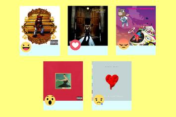 Vote Whats Your Favorite Kanye West Album From These