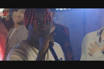 "Watch Lil Yachty Freestyle Over K-Pop Song ""Lollipop"""