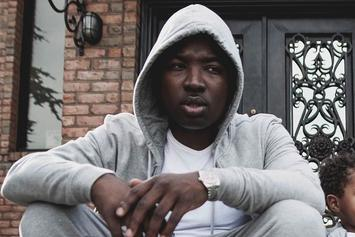 50 Cent Visits Troy Ave In Hospital Following Shooting