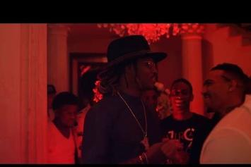 "Future ""Drippin' (How U Luv That)"" Video"