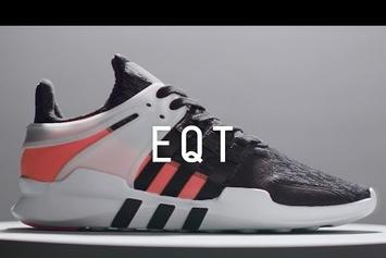 "Adidas Releases Short Film Commemorating The ""EQT"""