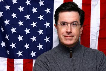 "Stephen Colbert Resurrects ""Colbert Report"" Character For Obama Farewell"