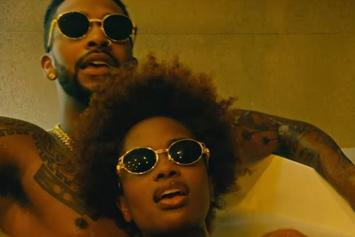 "Omarion ""BDY On Me"" Video"