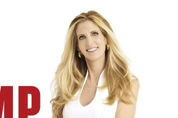 """Ann Coulter Lashes Out At Eminem For His """"No Favors"""" Diss"""