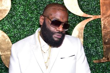 Rick Ross Shares MMG Playlist For The Superbowl Featuring Wale & Meek Mill