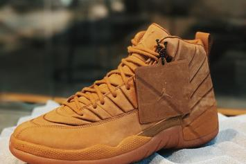 "Public School And Air Jordan Are Teaming Up Again For A ""Wheat"" Air Jordan 12"
