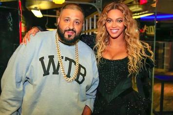 """Getting Beyonce & Jay Z On """"Shining"""" Together Made DJ Khaled Cry"""