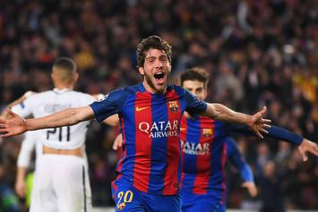 Barcelona Completes Historic Comeback Win To Advance To Quarterfinals