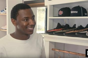 Comedian Jerrod Carmichael Talks Sneakers And How He Used To Hustle At Finish Line