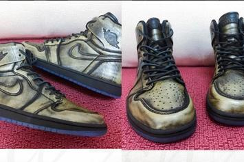 """Wings"" Air Jordan 1 First Look"