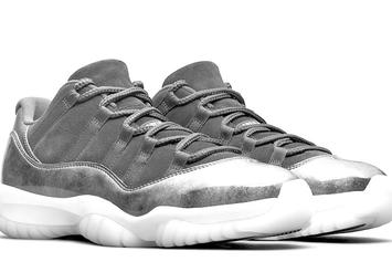 """A New """"Heiress"""" Air Jordan 11 Low Will Be Releasing This Spring"""