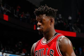 """Report: Jimmy Butler Is """"As Good As Gone"""" From Chicago After This Season"""