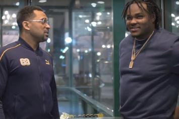 "Tee Grizzley ""No Effort"" Video (Starring Mike Epps)"