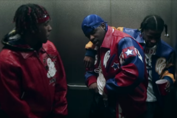 """Marty Baller Feat. Rich The Kid """"Rambo"""" Video"""