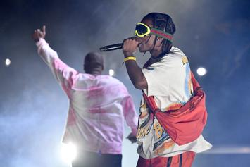 Watch ScHoolboy Q Bring Out ASAP Rocky & Tyler, The Creator At Coachella