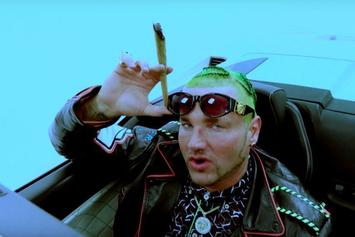 "RiFF RAFF ""Lamborghini Leg Lock"" Video"