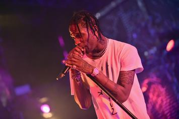 Travis Scott Issues Statement Regarding Injured Fan Who Fell From Balcony