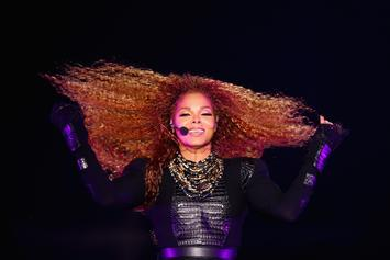 "Janet Jackson Announces ""State Of The World"" Tour"