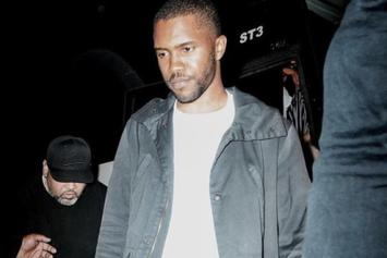 Frank Ocean Responds To His Father's Defamation Lawsuit