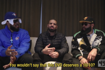 "Drake Stars In Hilarious ""T-Dot Goon Scrap 2"" Video On Brampton YouTube Channel"