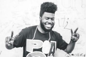 "Khalid Covers Future, Calvin Harris Track ""Rollin'"" In Video"