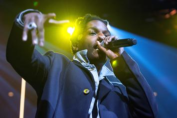 A$AP Rocky's House Hit With Armed Robbery