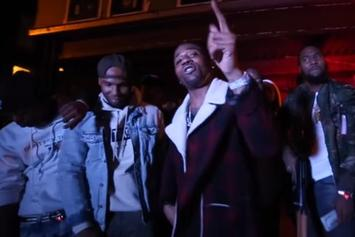 "Omelly Feat. YFN Lucci ""Play By The Rules"" Video"