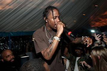 Travis Scott Reportedly Pleads Not Guilty To Inciting A Riot