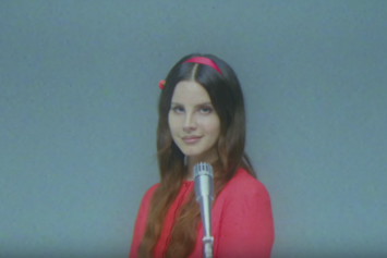 """Lana Del Rey Feat. The Weeknd """"Lust For Life"""" Video"""