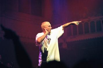 """Eminem's """"Stan"""" Term Added To Oxford English Dictionary"""