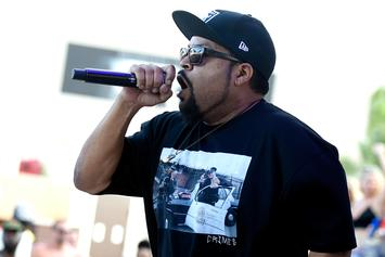 "Ice Cube Plans On Having ""N-Word"" Discourse On Bill Maher's ""Real Time"""