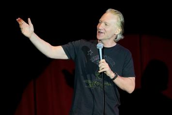 Bill Maher's Ex-Girlfriend Implies That He Supposedly Uses The N-Word Often
