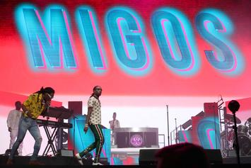 """Migos Cancels """"Nobody's Safe"""" Tour Appearance Because of Illness"""