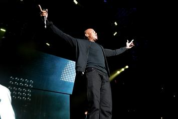 """Dr. Dre Almost Worked With Radiohead On Their Album """"Kid A"""""""