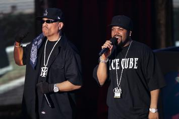 Ice T Isn't Happy With A Twitter Critic Who Confused Him for Ice Cube