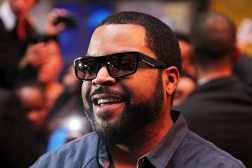 Ice Cube Gets His Star On The Hollywood Walk Of Fame