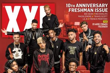 Meet The 2017 XXL Freshman Class