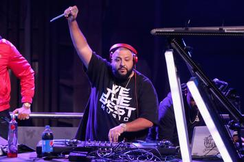 "DJ Khaled's ""I'm The One"" Has Been Certified Double Platinum"