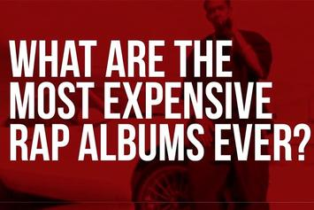 What Are the Most Expensive Rap Albums Ever?