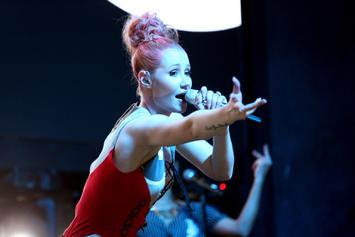 "Iggy Azalea Confirms That Her ""Switch"" Music Video Is Dead"