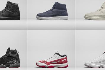 Jordan Brand Unveils Fall Air Jordan Collection